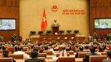 Quốc hội bầu Chủ tịch nước vào ngày 2/4, bầu Thủ tướng vào ngày 7/4