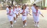 Đức Hòa: Hội thi nghi thức Đội