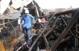 Tai nạn lao động, cháy nổ vẫn luôn rình rập