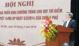 Thống đốc NHNN: Khuyến khích các ngân hàng cho vay theo chuỗi liên kết