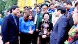 Chủ tịch nước: Thế hệ trẻ đủ sức giúp đất nước vượt qua khó khăn