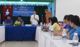 Đoàn Khối doanh nghiệp tỉnh Long An: Họp mặt kỷ niệm 85 năm thành lập Đoàn TNCS.HCM