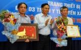 Tập đoàn Xăng dầu Việt Nam hỗ trợ Long An 3 tỉ đồng đầu tư trang thiết bị y tế cho các xã khó khăn