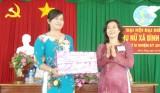 Đại hội đại biểu Hội Liên hiệp Phụ nữ xã Bình Hiệp, thị xã Kiến Tường
