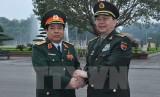 Bộ trưởng Quốc phòng Việt, Trung trao đổi vấn đề Biển Đông