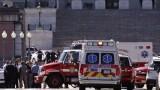 Nổ súng gần Tòa nhà Quốc hội Mỹ, cảnh sát phong tỏa hiện trường