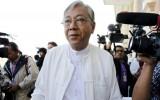 Myanmar: Tổng thống Htin Kyaw tuyên thệ nhậm chức