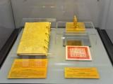 Lần đầu trưng bày có hệ thống kim sách tiêu biểu triều Nguyễn