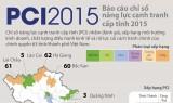 Báo cáo chỉ số năng lực cạnh tranh cấp tỉnh 2015