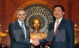 Bí thư Đinh La Thăng muốn xây dựng chính quyền điện tử cho TP.HCM