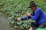 Vụ xả nước nuôi cá tra và bùn ao ra kênh Tràm Chim: Thanh tra Sở TN&MT Long An vào cuộc