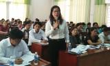 Liên đoàn Lao động tỉnh hướng tới bầu cử Đại biểu Quốc hội khóa XIV và đại biểu HĐND các cấp