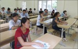 Ngày đầu đăng ký dự thi THPT quốc gia: Chưa có thí sinh nộp hồ sơ