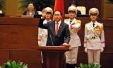 Báo Nhật Bản đăng tin ông Trần Đại Quang được bầu Chủ tịch nước