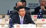 Việt Nam ủng hộ giải trừ toàn diện vũ khí hạt nhân