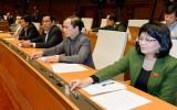 Miễn nhiệm 8 Ủy viên Ủy ban Thường vụ Quốc hội và Tổng Kiểm toán