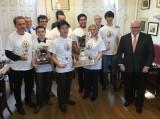 Quang Liêm giúp ĐH Webster vô địch cờ vua sinh viên Mỹ