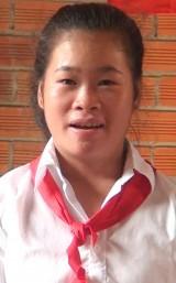 Nghị lực của cô học trò nghèo