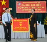 Hội Đông y tỉnh Long An điều trị miễn phí trên 122 tỷ đồng