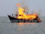 Indonesia đánh chìm 23 tàu cá nước ngoài, trong đó có 13 tàu Việt Nam