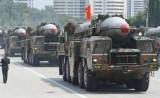 Hàn Quốc lo ngại Triều Tiên lắp đầu đạn hạt nhân cho tên lửa tầm trung