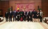 Quan hệ hữu nghị và hợp tác Việt Nam-Mozambique không ngừng phát triển