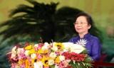 Trình Quốc hội miễn nhiệm Phó Chủ tịch nước Nguyễn Thị Doan