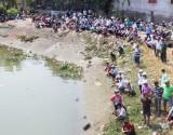 Long An: Nhảy sông tự tử, một nam thanh niên tử vong