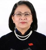 Bà Đặng Thị Ngọc Thịnh được đề cử làm Phó Chủ tịch nước