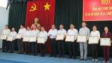 Long An: 14 tập thể được khen thưởng trong thực hiện Quy chế dân chủ cơ sở năm 2015