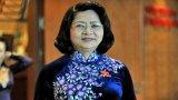 Bà Đặng Thị Ngọc Thịnh trúng cử chức vụ Phó Chủ tịch nước