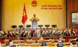 Danh sách lãnh đạo chủ chốt Chính phủ, Quốc hội sau khi kiện toàn