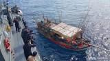 Thái Lan bắt thêm 3 tàu cá tỉnh Kiên Giang và 33 ngư dân Việt Nam