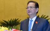 Quốc hội sẽ miễn nhiệm Phó Chủ tịch Hội đồng Quốc phòng – an ninh