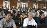 Long An: Tập huấn nghiệp vụ công tác tổ chức bầu cử đại biểu Quốc hội khóa XIV và đại biểu HĐND các cấp