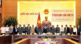 Hội đồng bầu cử quốc gia họp phiên đầu tiên sau kiện toàn