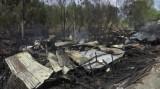 Hỏa hoạn thiêu rụi 9 căn nhà ở Cà Mau