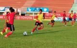 Trước vòng đấu thứ 6 V-League: Long An lại phải trông vào sức mạnh tinh thần