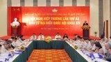 'Chốt' danh sách 197 người được Trung ương giới thiệu ứng cử ĐBQH