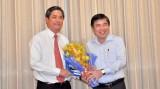Ông Dương Thanh Tùng làm Tổng Giám đốc Đài Truyền hình TP.HCM