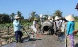 UB.MTTQ Việt Nam các cấp tỉnh Long An: Vận động trên 7,4 tỉ đồng xây dựng nông thôn mới