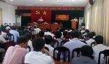 Kiến Tường – Long An: Quán triệt Nghị quyết Đại hội X Đảng bộ tỉnh