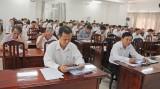 Quí 1/2016: Khối các cơ quan tỉnh Long An kết nạp 37 đảng viên