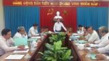 TP.Tân An chuẩn bị tốt công tác bầu cử