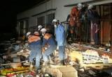 Động đất tại Nhật Bản: Hàng trăm người thương vong và mắc kẹt