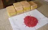 Bắt giữ 2 người Lào cùng 36 bánh heroin, 15 nghìn viên ma túy tổng hợp
