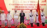 Chủ tịch nước trao Huân chương Quân công cho lực lượng Tham mưu CAND