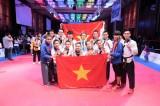 Quyền taekwondo Việt Nam thắng lớn