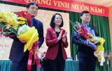 Ông Lê Quốc Phong trúng cử chức Bí thư thứ nhất T.Ư Đoàn