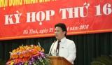 Hà Tĩnh có Tân Chủ tịch tỉnh 40 tuổi trẻ nhất nước